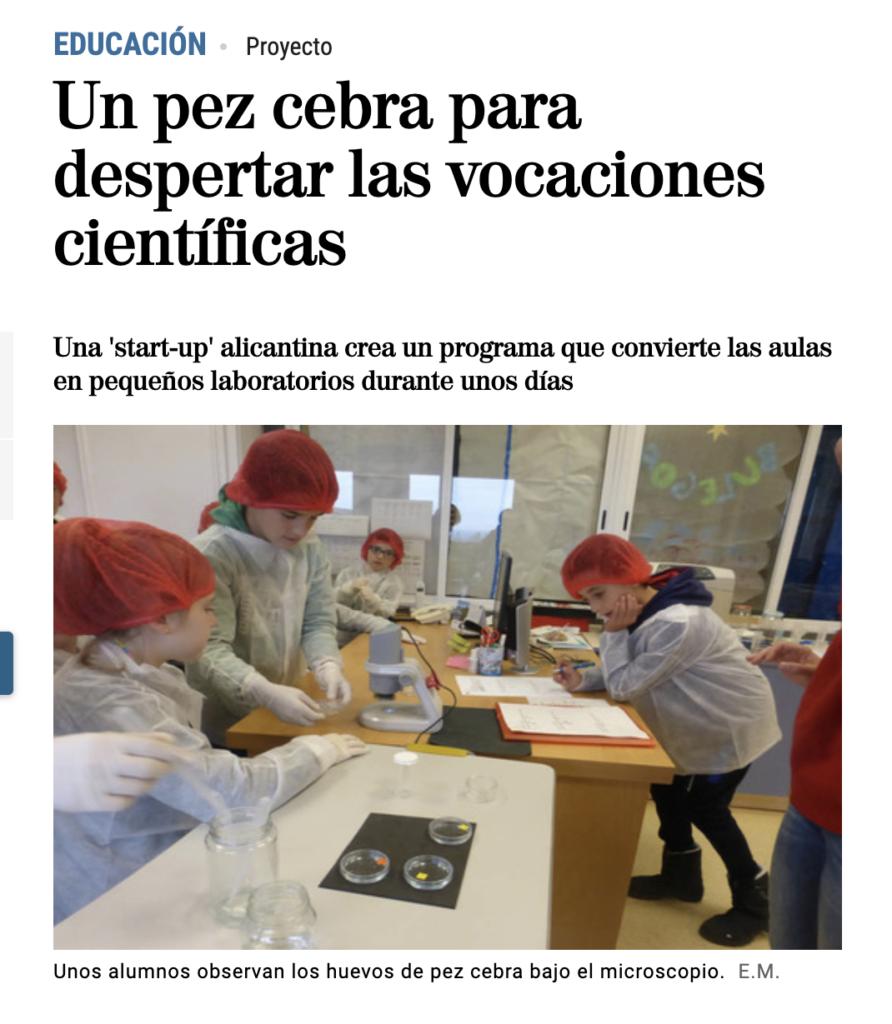 proyectos de ciencia para niños