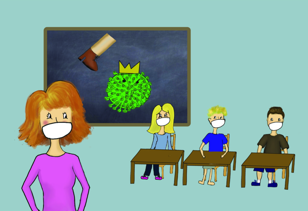 bioseguridad en el aula